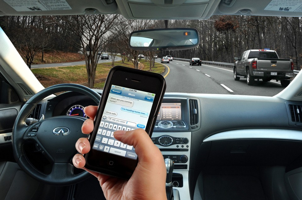 Defending Against the Distracted Driver — Warning: It's Not Just About Texting