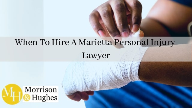 marietta personal injury lawyer