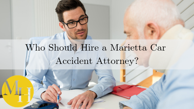 marietta car accident attorney