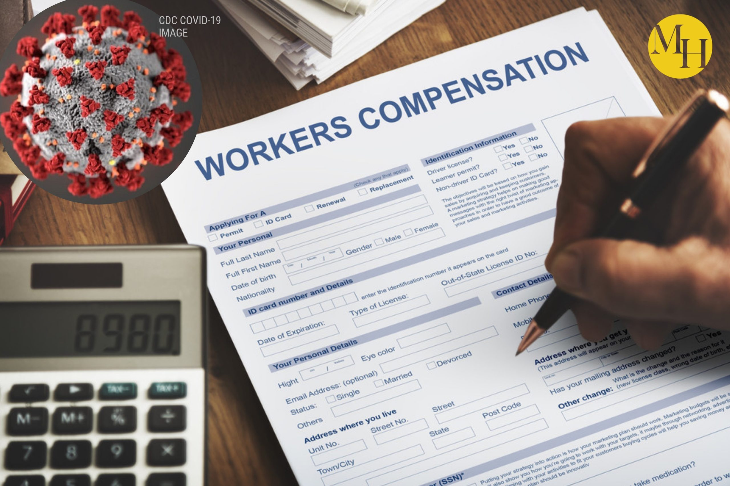 Morrison and Hughes Law Coronavirus Effect on Workers Compensation in Georgia